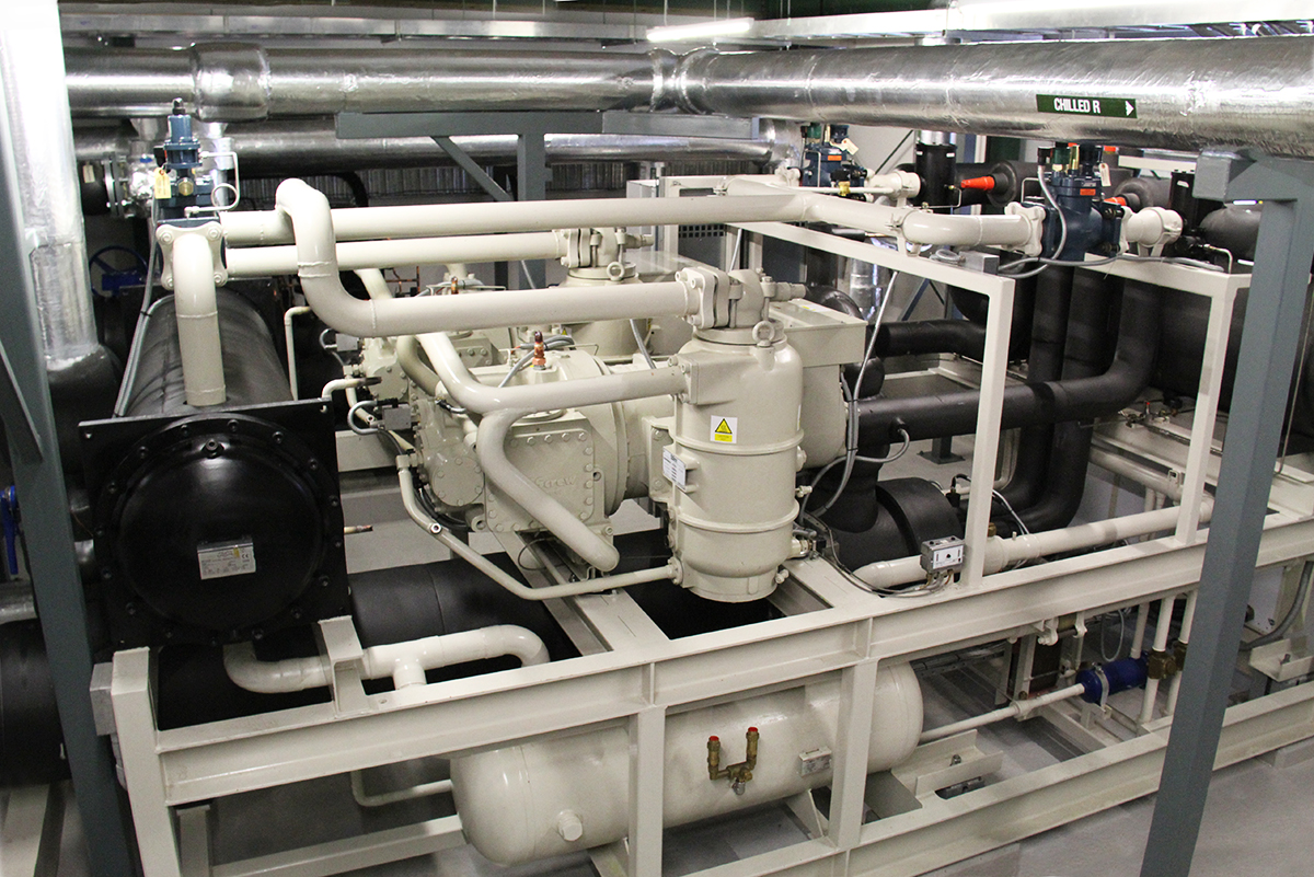 HVAC Service Business Merger